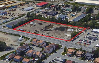Anchorage Residential Lots & Land For Sale: 10240 Old Seward Highway