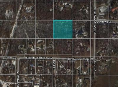 1a - Anchorage Municipality Residential Lots & Land For Sale: L134 TBD-S. Birchwood Loop Road