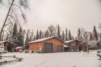 Soldotna, Sterling, Kenai Single Family Home For Sale: 44228 McLean Court