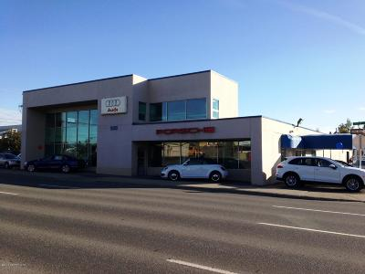 Anchorage Commercial For Sale: 935 Gambell Street