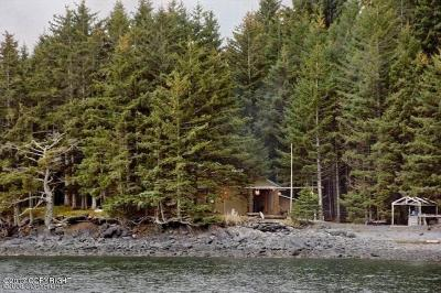 Kodiak Single Family Home For Sale: Raspberry Island