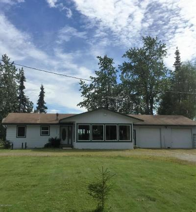 Nikiski/North Kenai AK Single Family Home For Sale: $269,000