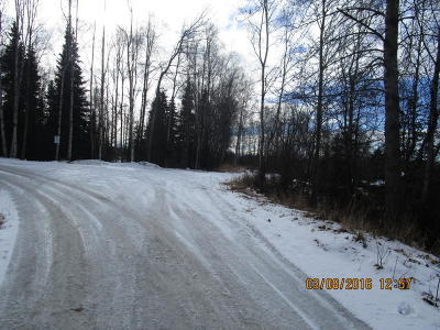 Anchorage Residential Lots & Land For Sale: 9841 Reliance Drive
