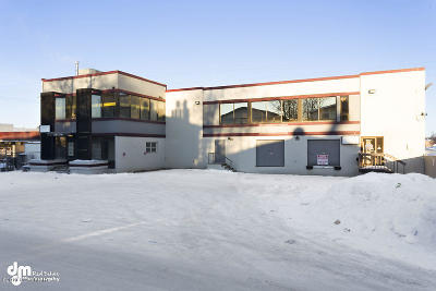 Anchorage Commercial For Sale: 719 E 11th Avenue