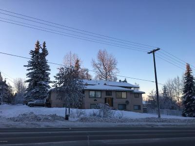 Anchorage Multi Family Home For Sale: 2120 C Street