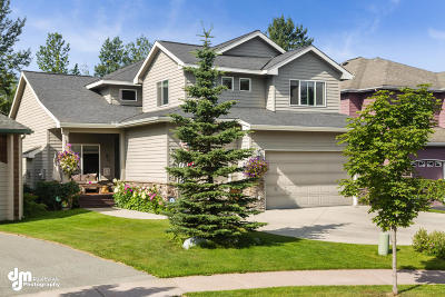 Anchorage Single Family Home For Sale: 2932 Captain Cook Estates Circle