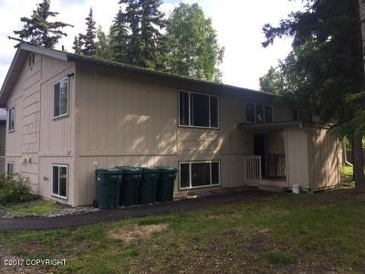 Anchorage Multi Family Home For Sale: 227 Grand Larry Street
