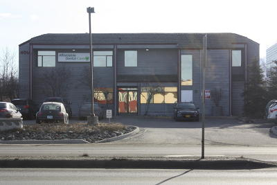 Anchorage Commercial For Sale: 4001 Lake Otis Parkway #100