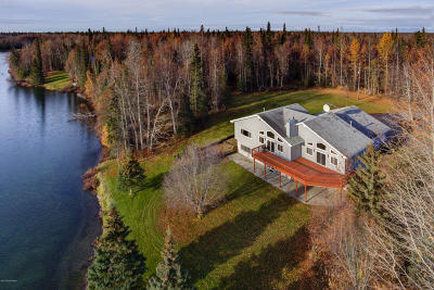 Nikiski/North Kenai (312) Single Family Home For Sale: 47668 Douglas Lane