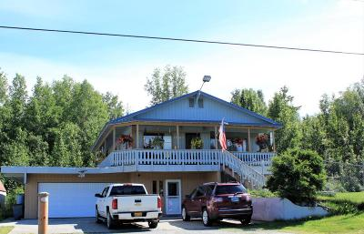 Chugiak Single Family Home For Sale: 19407 Old Glenn Highway
