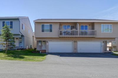 Eagle River Condo/Townhouse For Sale: 17516 Silverwood Way #9