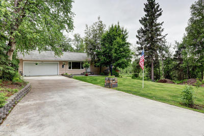Anchorage Single Family Home For Sale: 2716 Lore Road