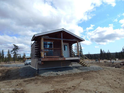 Homer AK Single Family Home For Sale: $122,000