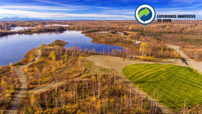 Big Lake Residential Lots & Land For Sale: 871 Ashley Road