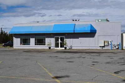 Kenai Commercial For Sale: 10224 Kenai Spur Highway