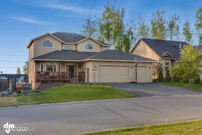 Eagle River Single Family Home For Sale: 16615 Baird Circle