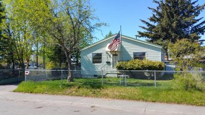 Anchorage Single Family Home For Sale: 1428 Juneau Street