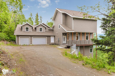Eagle River, Chugiak Single Family Home For Sale: 11330 Steeple Drive