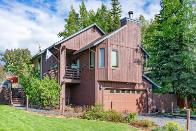 Anchorage Single Family Home For Sale: 7441 Solarset Circle