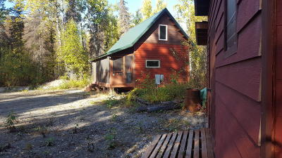 1d - Matanuska Susitna Borough Single Family Home For Sale: 14925 E Fish On Drive