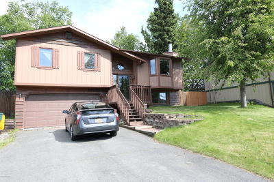 Eagle River Rental For Rent: 12227 Keystone Place