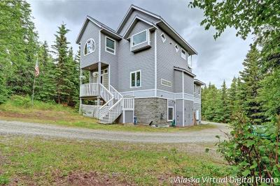 Anchorage Single Family Home For Sale: 11500 Hideaway Trail