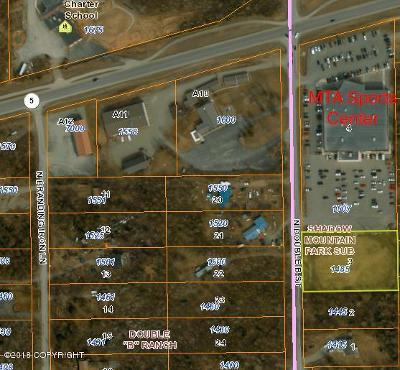 Palmer Residential Lots & Land For Sale: 1485 Double B Street