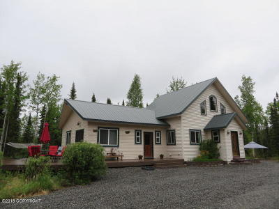 Soldotna, Sterling, Kenai Single Family Home For Sale: 36955 Enbergs Street