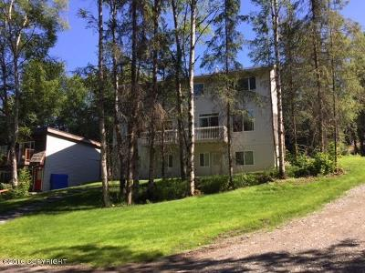 Anchorage Rental For Rent: 3304 Brookside Drive #B