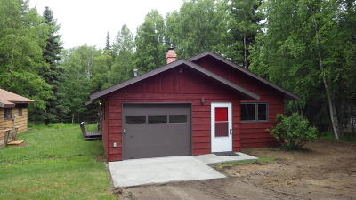 Anchorage Single Family Home For Sale: 141 W Klatt Road