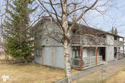 Anchorage Multi Family Home For Sale: 1313 Juneau Street