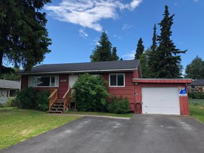 Anchorage Rental For Rent: 8130 Bearberry Street