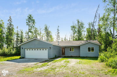 1d - Matanuska Susitna Borough Single Family Home For Sale: 3905 S Mockorange Circle