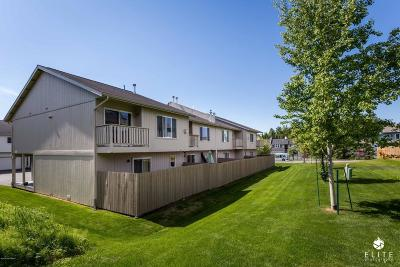 Anchorage AK Condo/Townhouse For Sale: $232,000