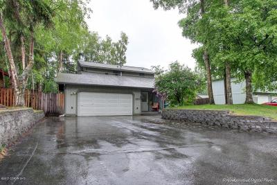 Anchorage AK Single Family Home For Sale: $409,000