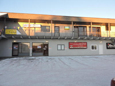 Eagle River Commercial For Sale: 12330 Old Glenn Highway #3 & 4
