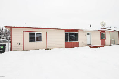 Kenai Single Family Home For Sale: 1110 First Street