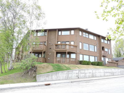 Anchorage Condo/Townhouse For Sale: 1430 Bridgeway Drive #4