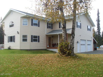 Soldotna AK Single Family Home For Sale: $499,900