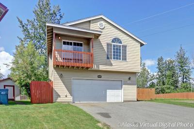 Anchorage Single Family Home For Sale: 108 Dean Place