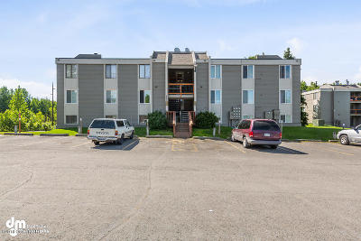 Anchorage Condo/Townhouse For Sale: 4670 Reka Drive #G19