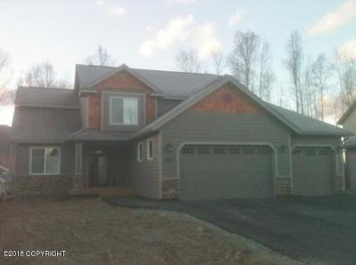 Eagle River, Chugiak Single Family Home For Sale: NHN L3 Denaly Estates