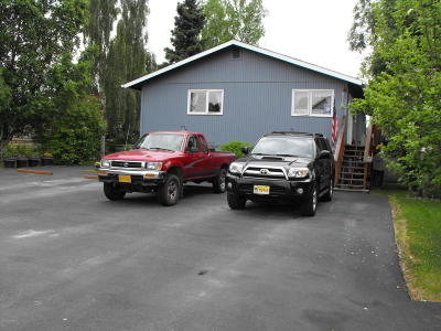 Anchorage AK Multi Family Home For Sale: $350,000