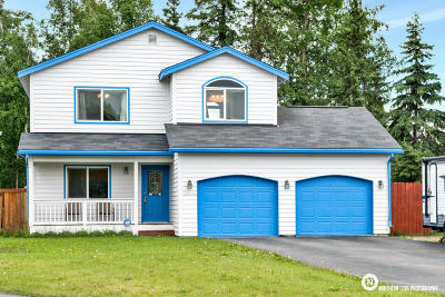 Anchorage Single Family Home For Sale: 3314 Northspruce Circle