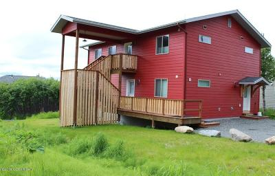 Homer AK Single Family Home For Sale: $459,000