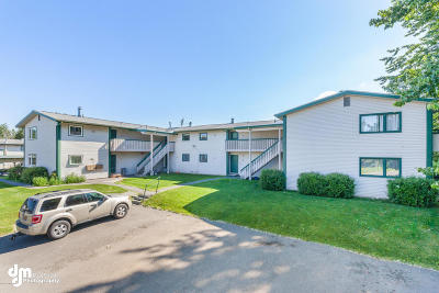 Anchorage Condo/Townhouse For Sale: 1545 Northview Drive #F3