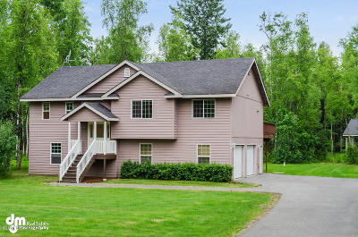 Wasilla Single Family Home For Sale: 6531 N Roosevelt Drive