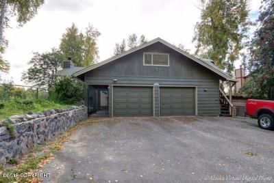 Anchorage AK Single Family Home For Sale: $392,300