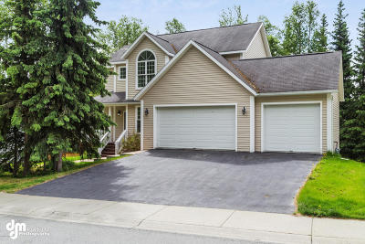 Single Family Home For Sale: 20334 New England Drive