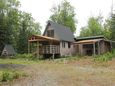 1d - Matanuska Susitna Borough Single Family Home For Sale: 2571 N Wind Break Circle